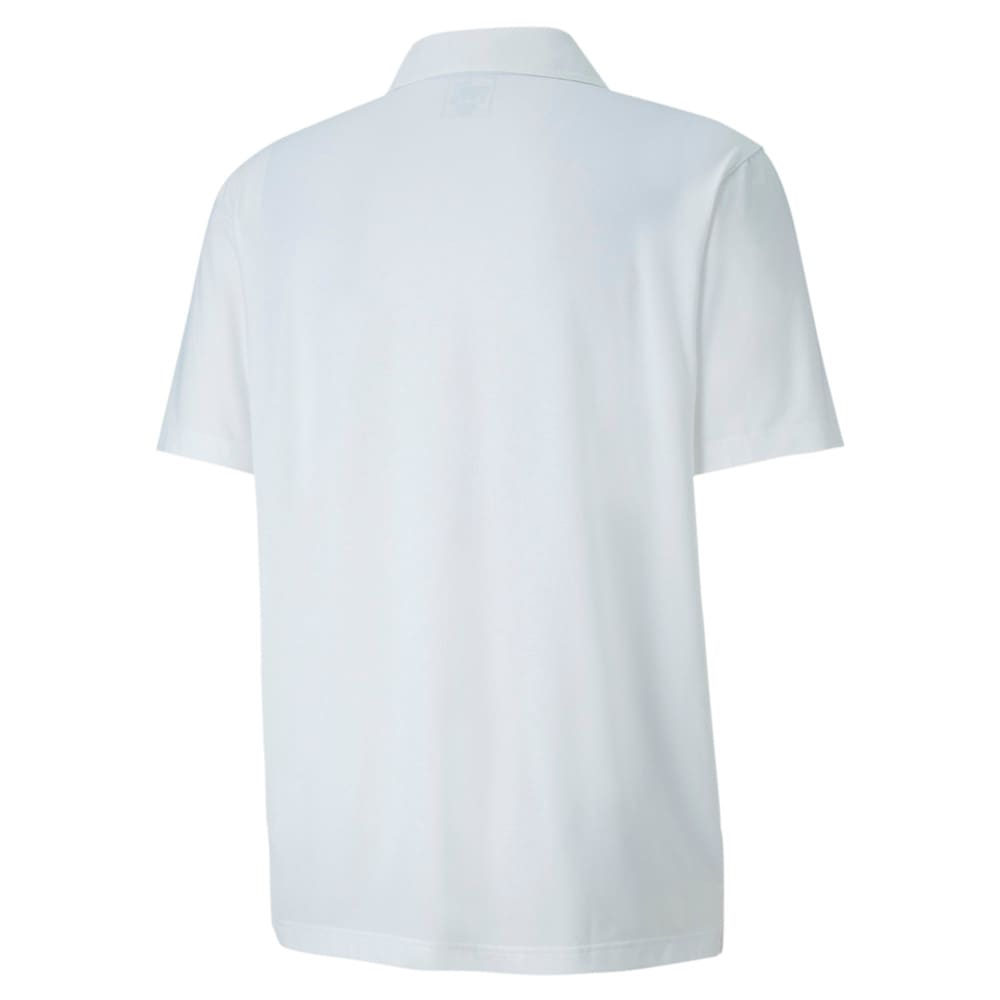 Image Puma Slow Play Pocket Men's Golf Polo Shirt #2