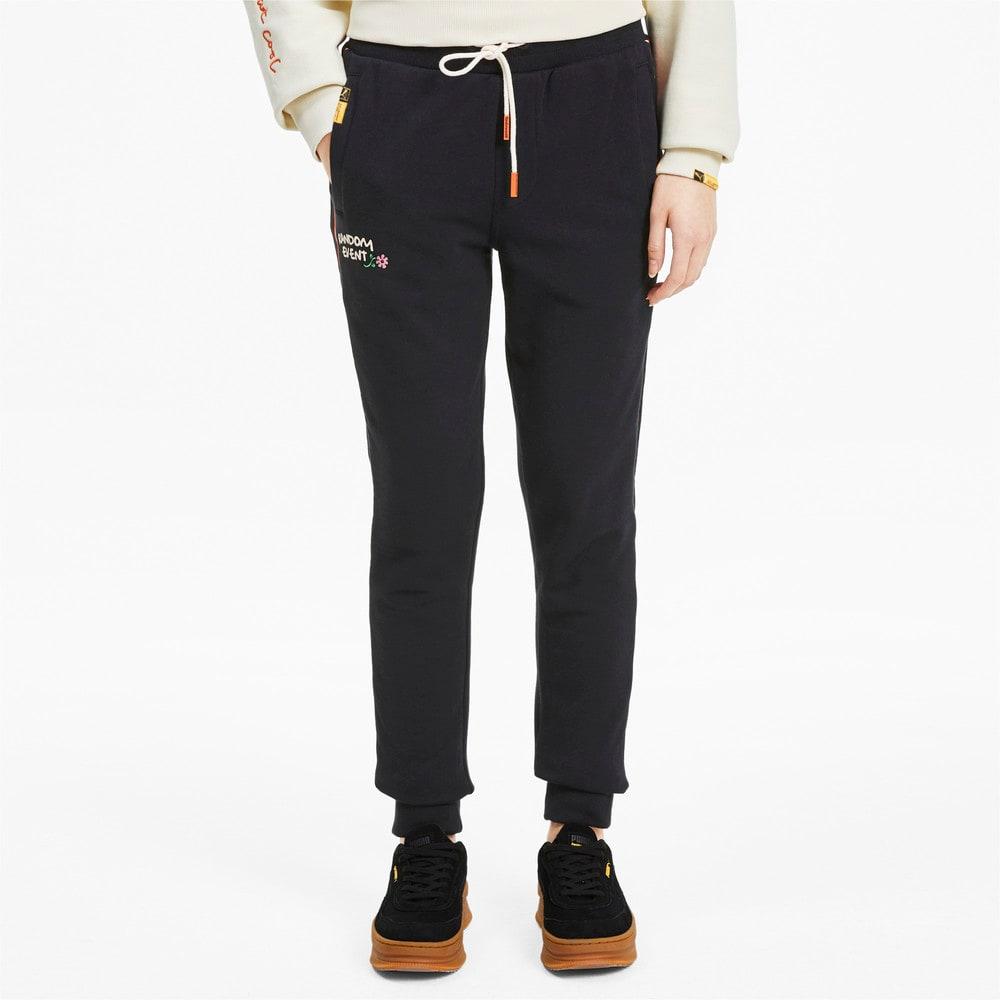 Imagen PUMA Pantalones deportivos PUMA x RANDOMEVENT para mujer #1