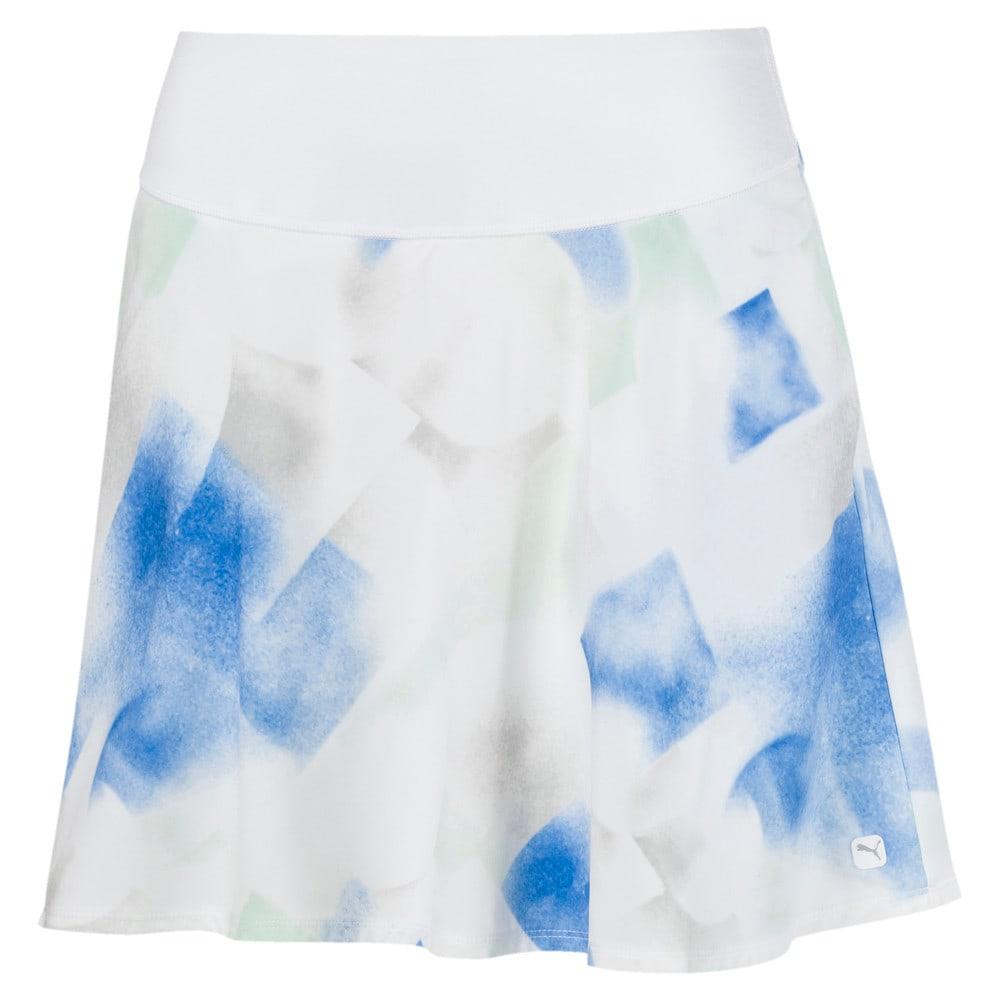 Image Puma PWRSHAPE Soft Geo Women's Golf Skirt #1