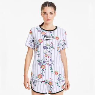 Image PUMA Camiseta Downtown AOP Feminina