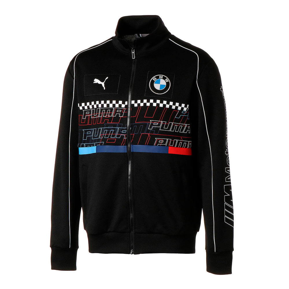 Image Puma BMW M Motorsport Men's Track Jacket #1