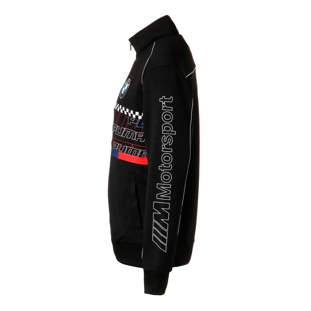 Image Puma BMW M Motorsport Men's Track Jacket #2