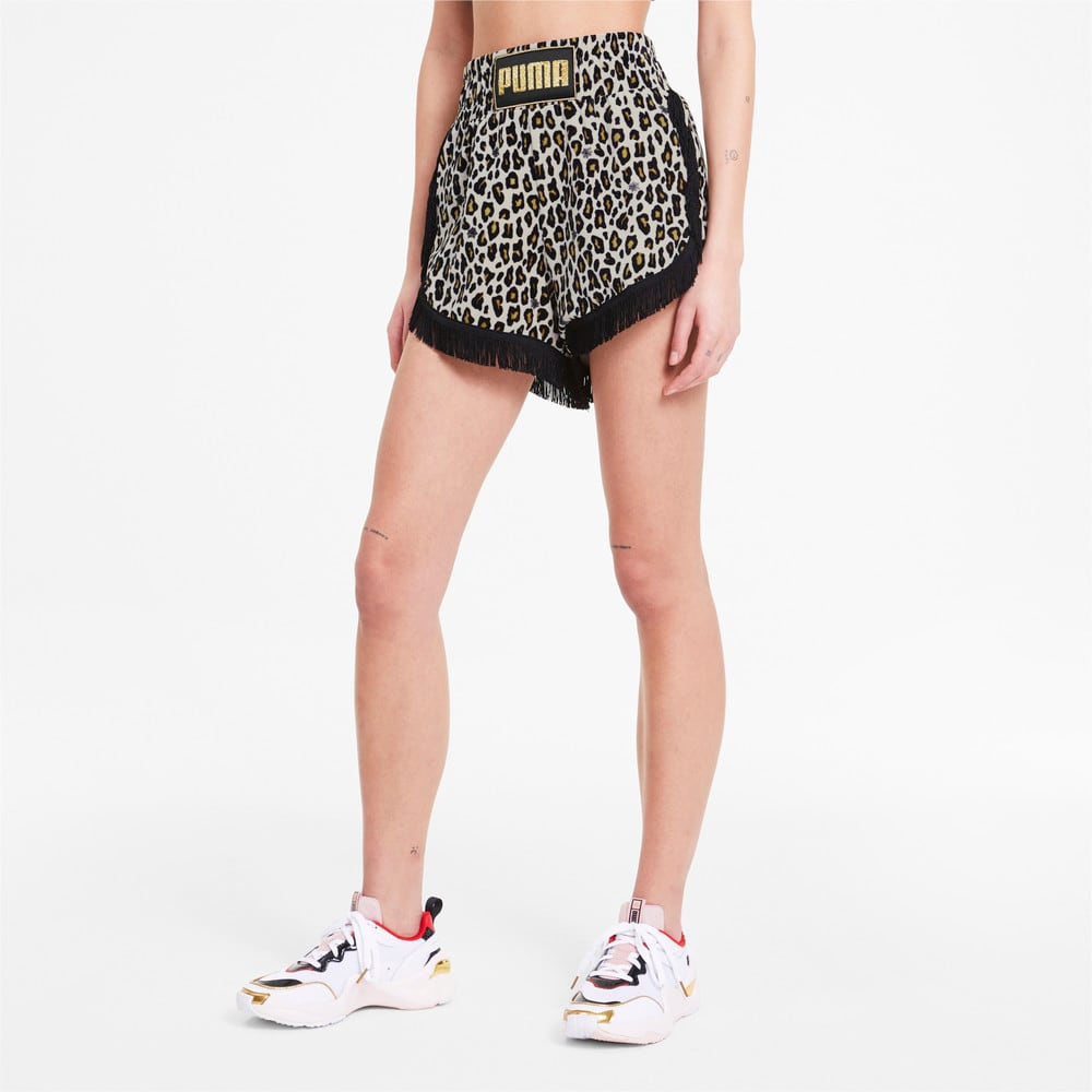 Image Puma PUMA x CHARLOTTE OLYMPIA AOP Women's Shorts #1