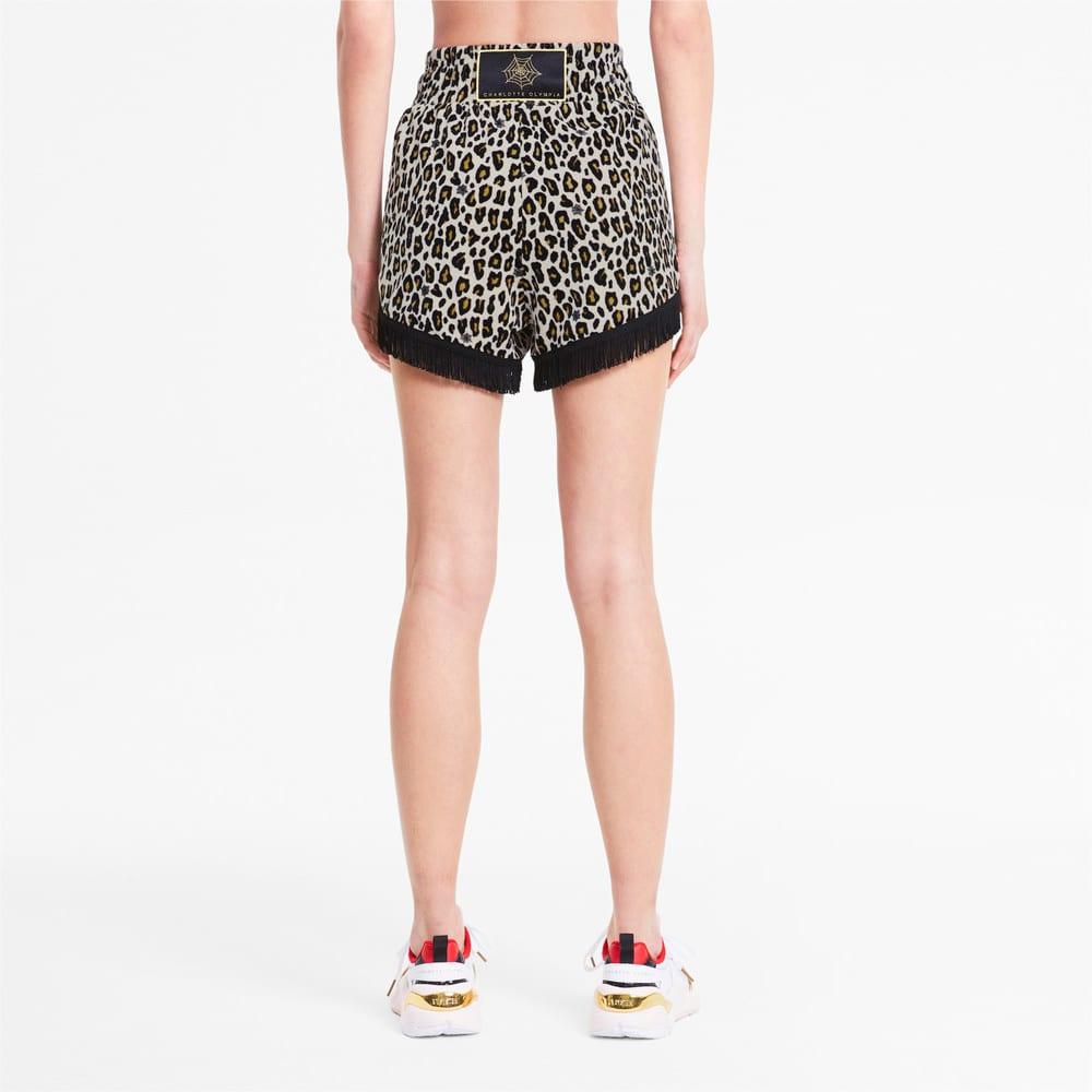 Image Puma PUMA x CHARLOTTE OLYMPIA AOP Women's Shorts #2