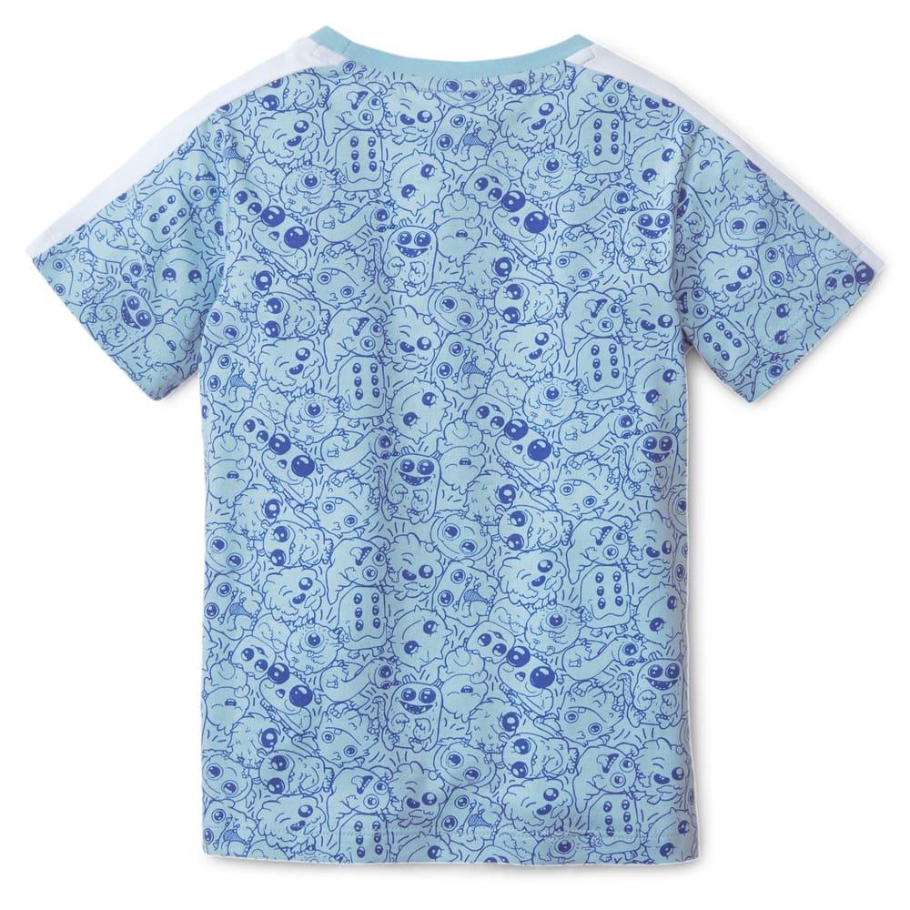 Görüntü Puma MONSTER Desenli Çocuk T-Shirt #2