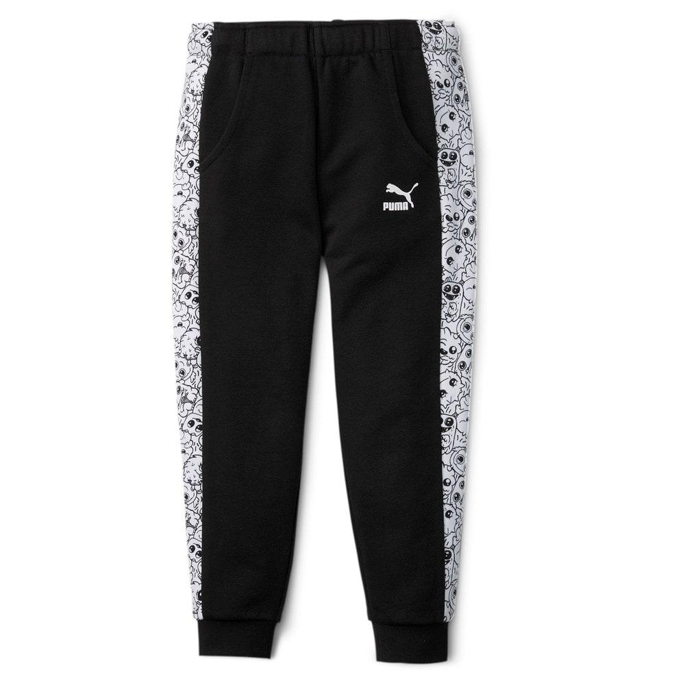 Зображення Puma Дитячі штани Monster Sweat Pants #1: Puma Black