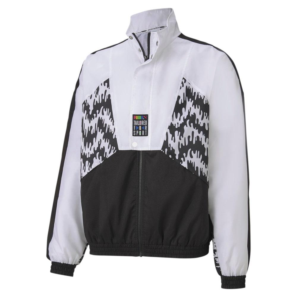 Image Puma Tailored for Sport OG Printed Men's Track Jacket #1