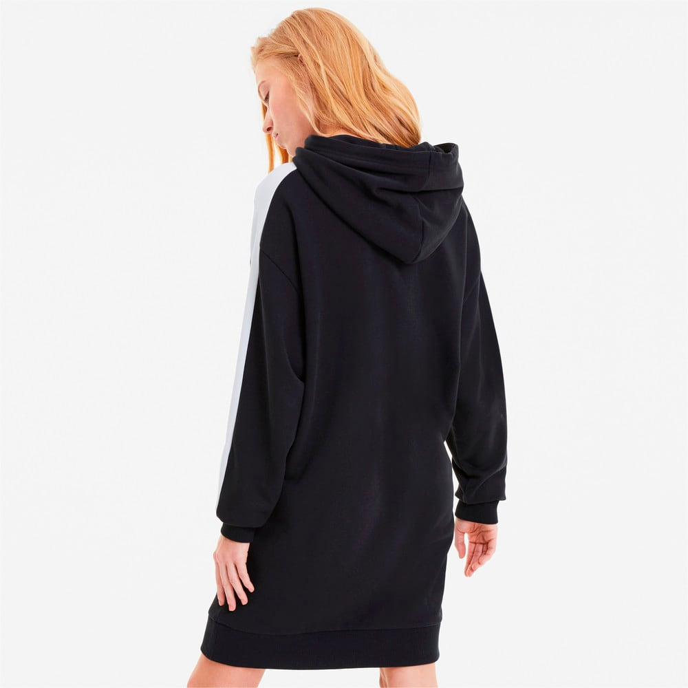Image Puma Classics T7 Hooded Women's Dress #2