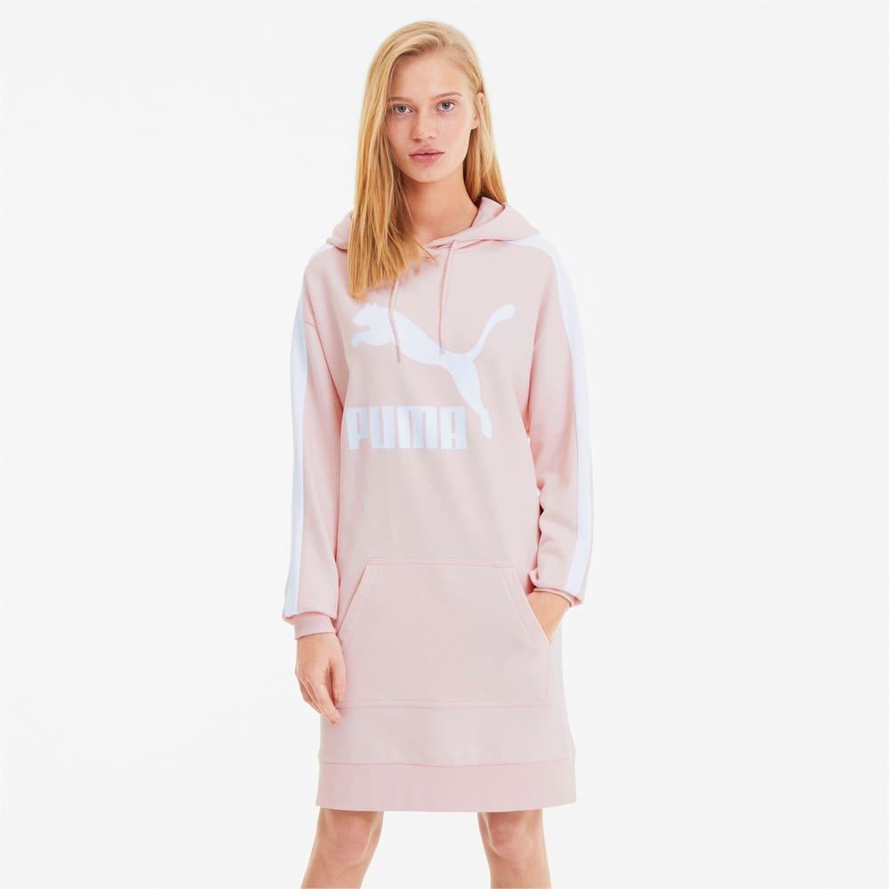 Зображення Puma Плаття Classics T7 Hooded Dress #1