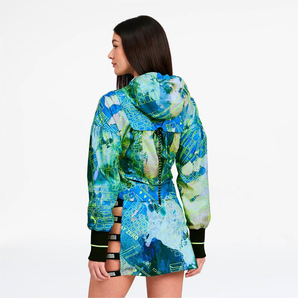 Изображение Puma Куртка PUMA x CENTRAL SAINT MARTINS Cropped AOP Jacket #2