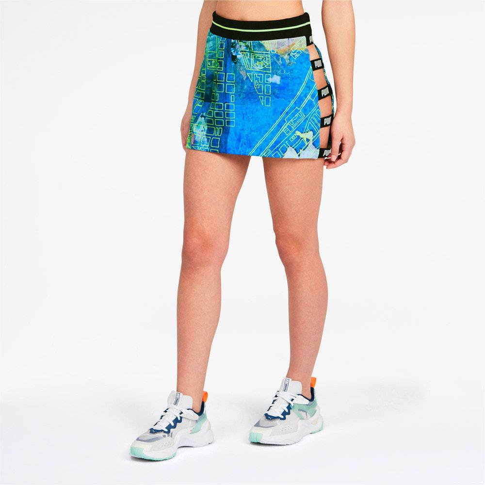 Изображение Puma Юбка CSM AOP Skirt #1