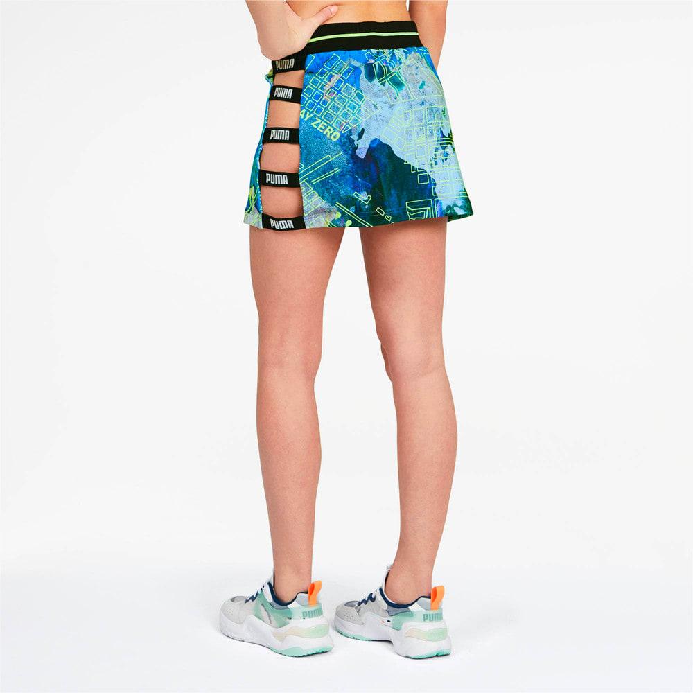 Изображение Puma Юбка CSM AOP Skirt #2