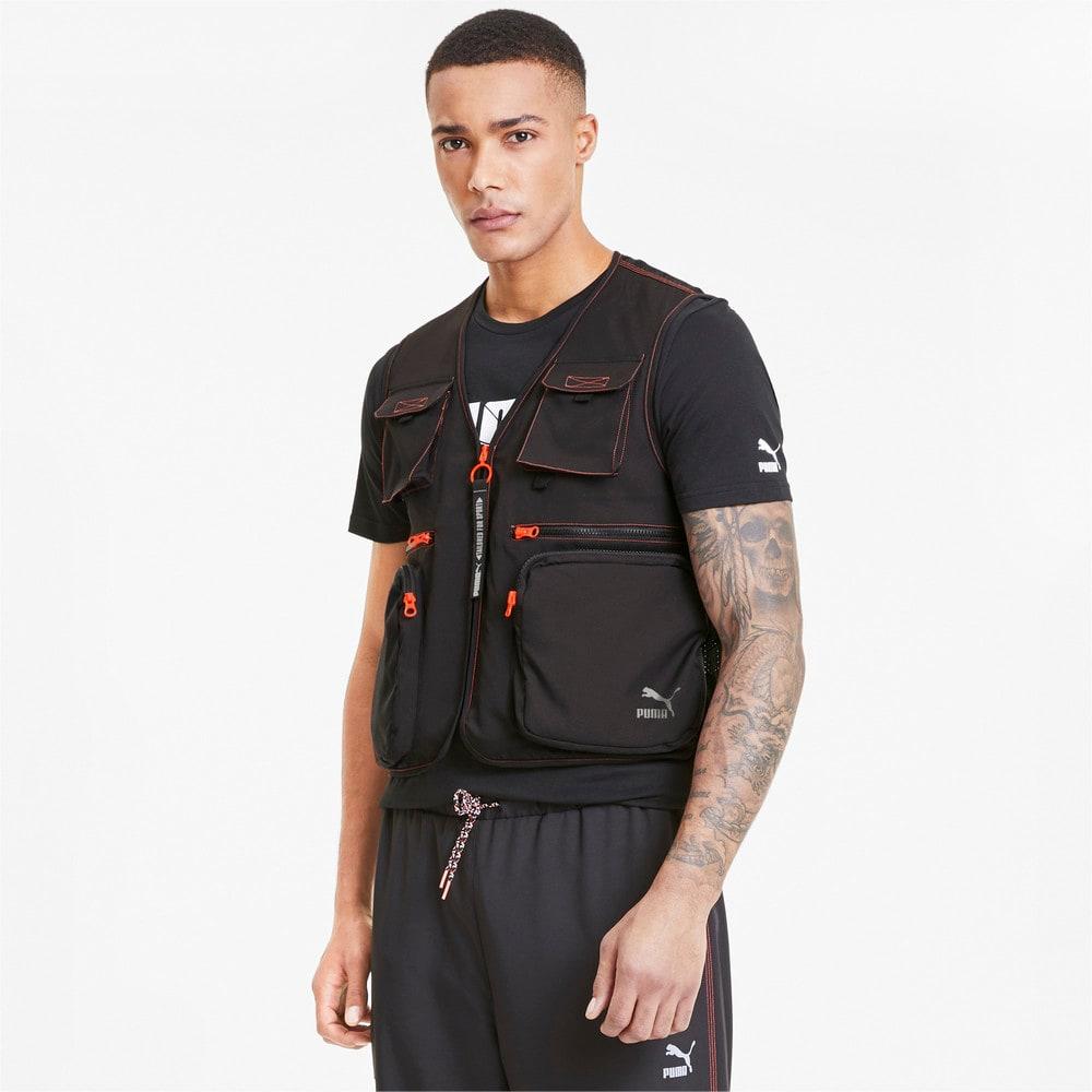 Изображение Puma Жилет TFS Industrial Woven Vest #1