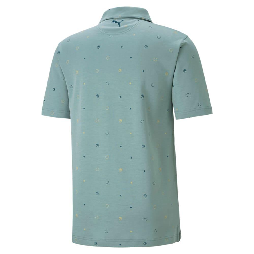Image Puma Legacy Print Men's Golf Polo Shirt #2