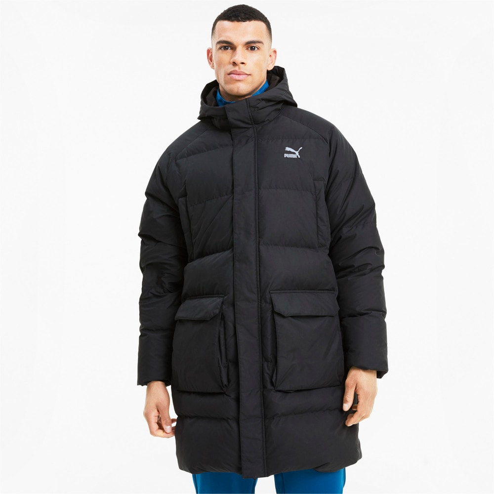 Зображення Puma Куртка Classics Long Down Jacket #1