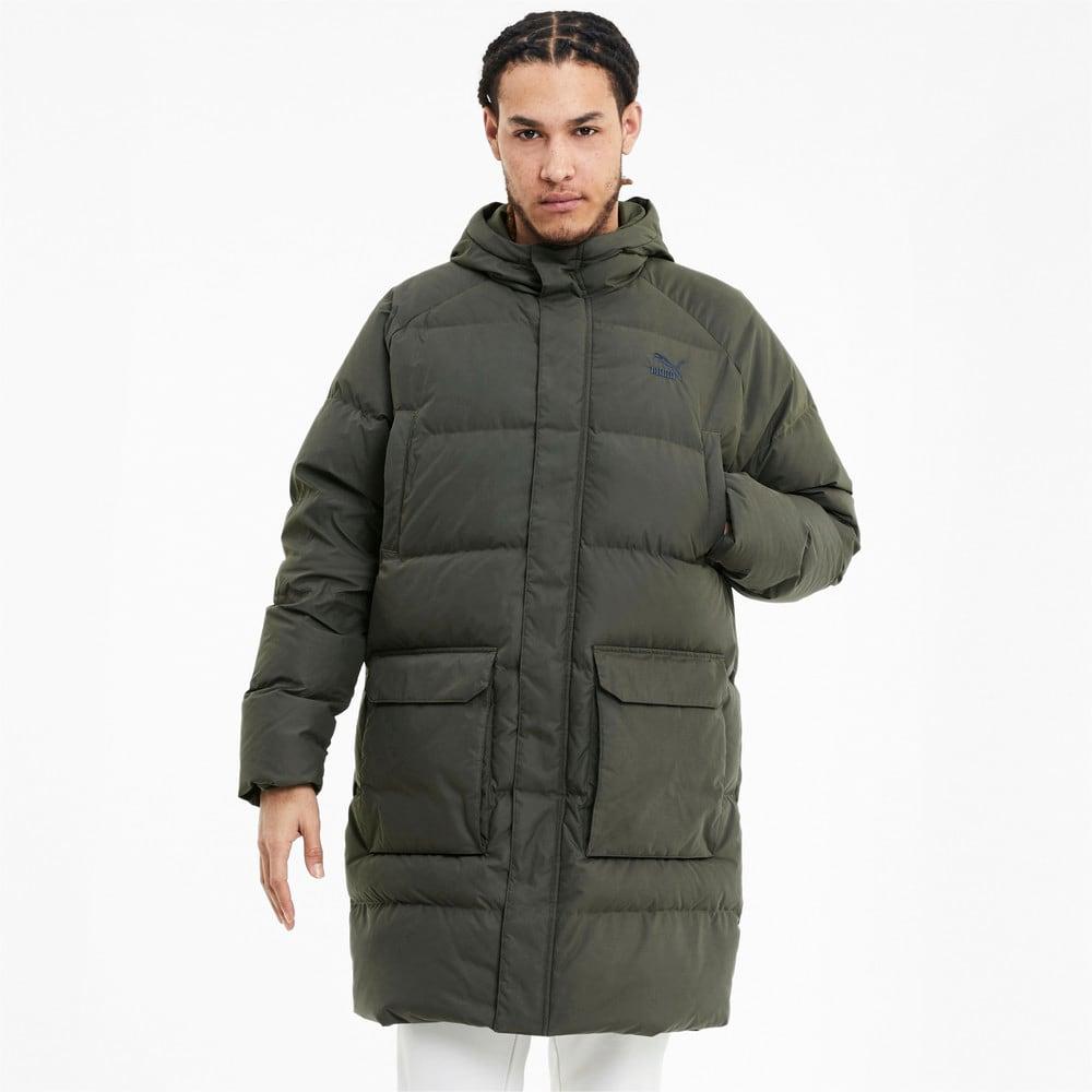 Изображение Puma Куртка Classics Long Down Jacket #1