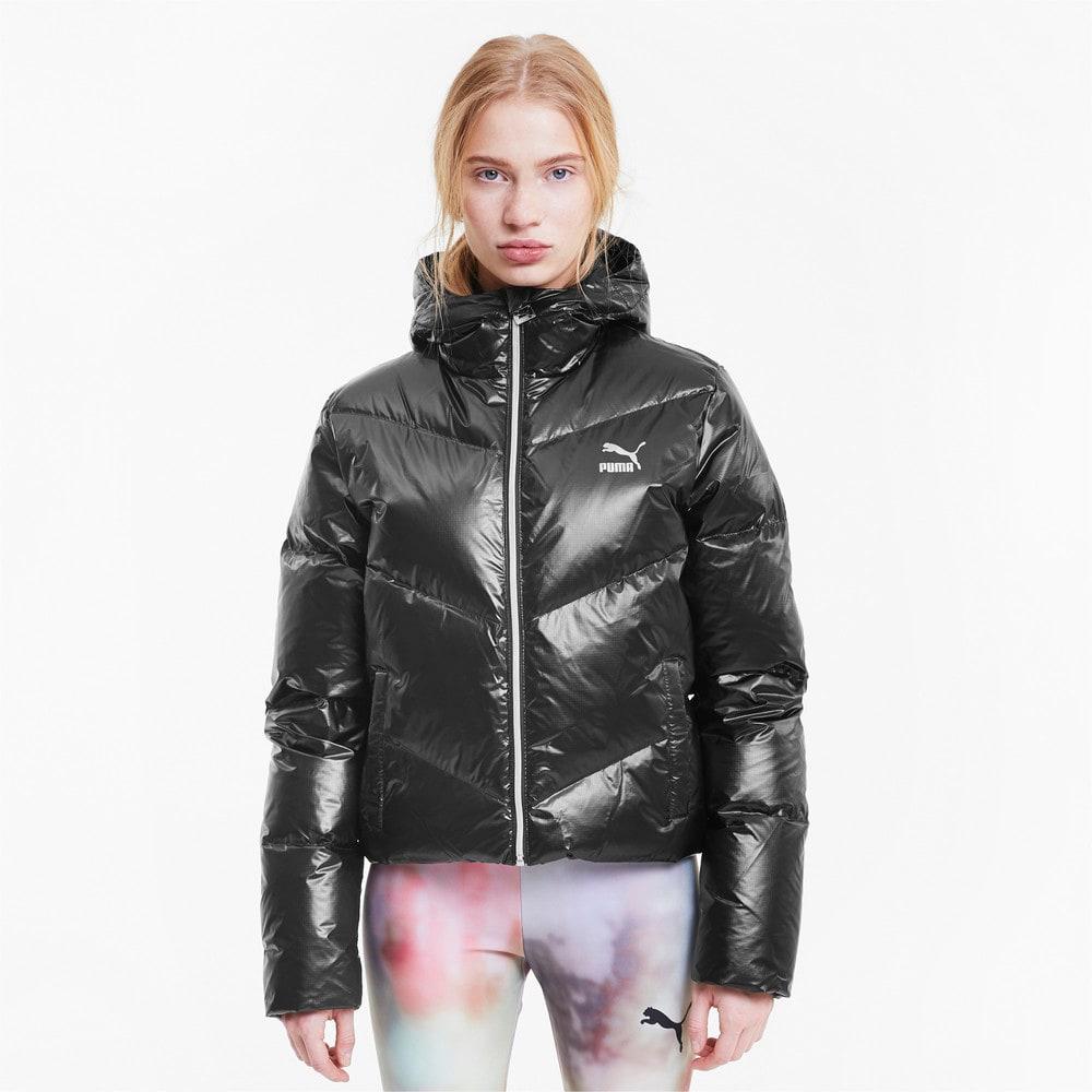Изображение Puma Куртка Classics Shine Down Jacket #1