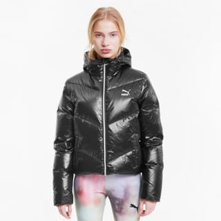 Изображение Puma Куртка Classics Shine Down Jacket