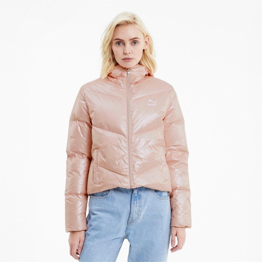 Зображення Puma Куртка Classics Shine Down Jacket #1