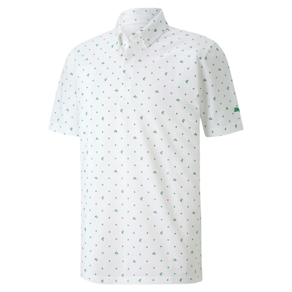 Image Puma Piqué P Men's Golf Polo #1