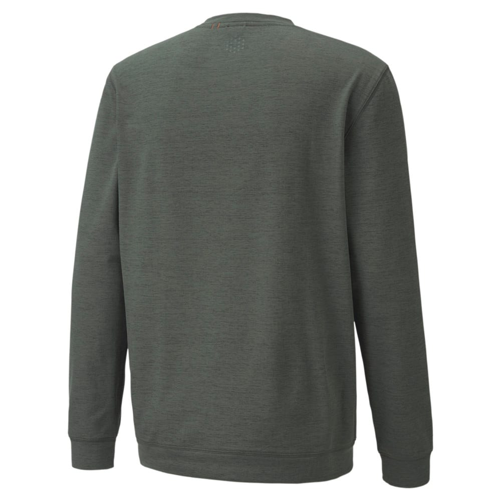 Image Puma CLOUDSPUN Crew Neck Men's Golf Sweater #2