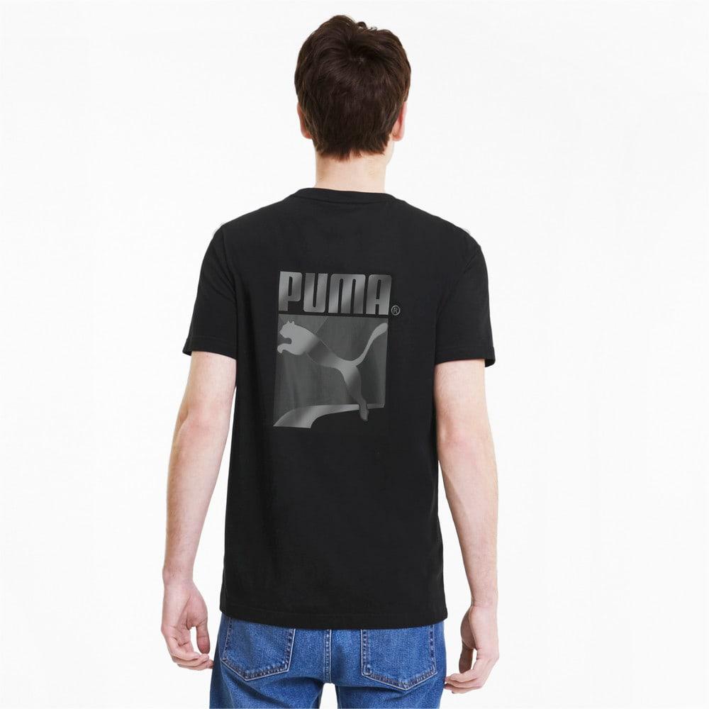 Görüntü Puma TFS GRAPHIC Erkek T-shirt #2