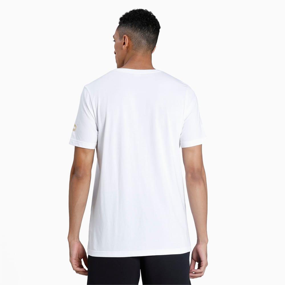 Görüntü Puma TAILORED FOR SPORT GRAPHIC Erkek T-shirt #2