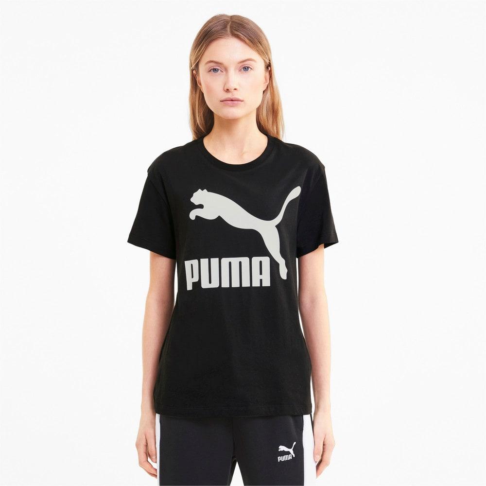 Imagen PUMA Polera Classics Logo para mujer #1