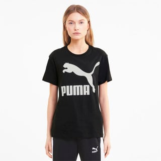 Imagen PUMA Polera Classics Logo para mujer