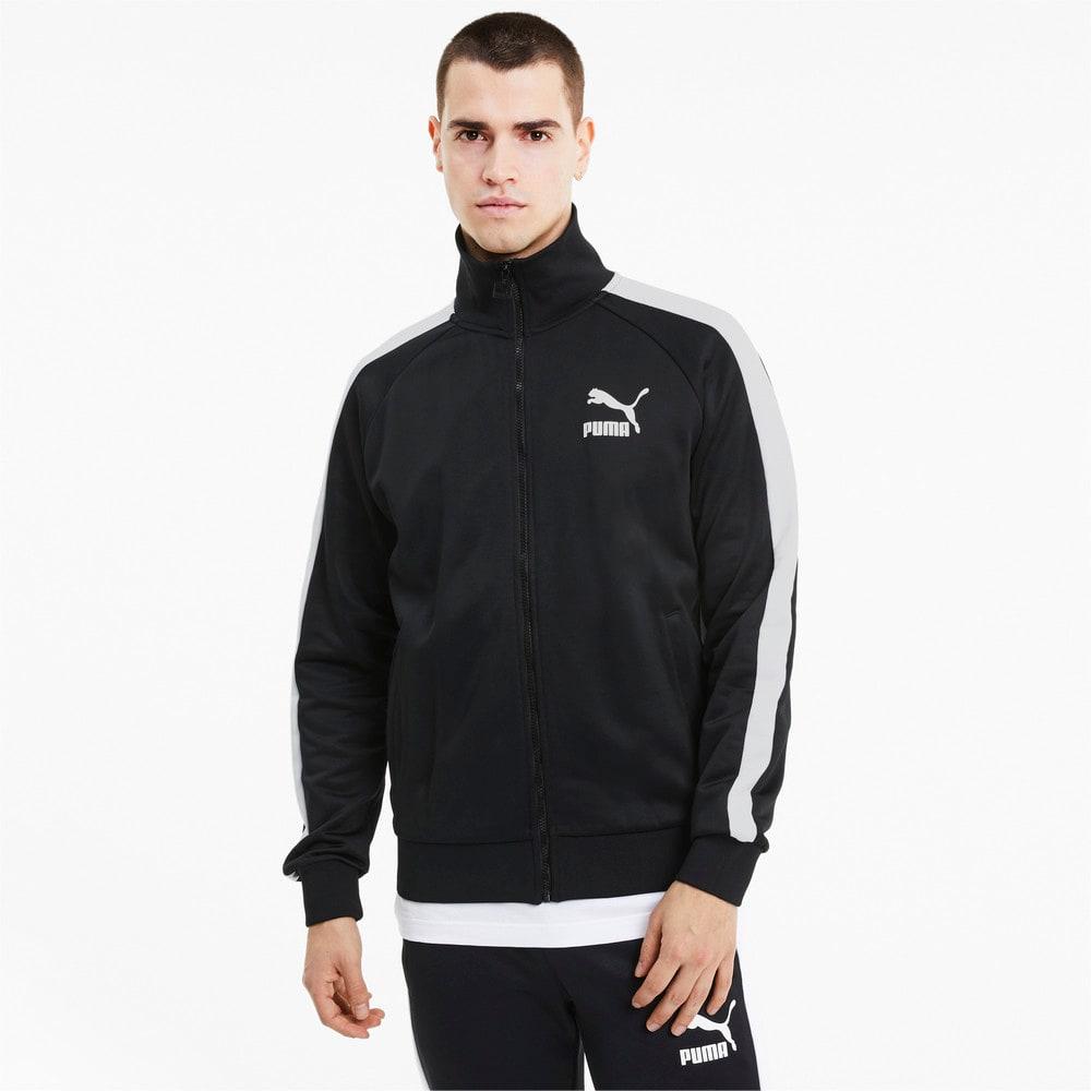Image Puma Iconic T7 Full Zip Men's Track Jacket #1