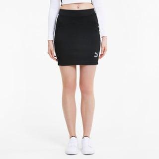 Изображение Puma Юбка Classics Ribbed Skirt