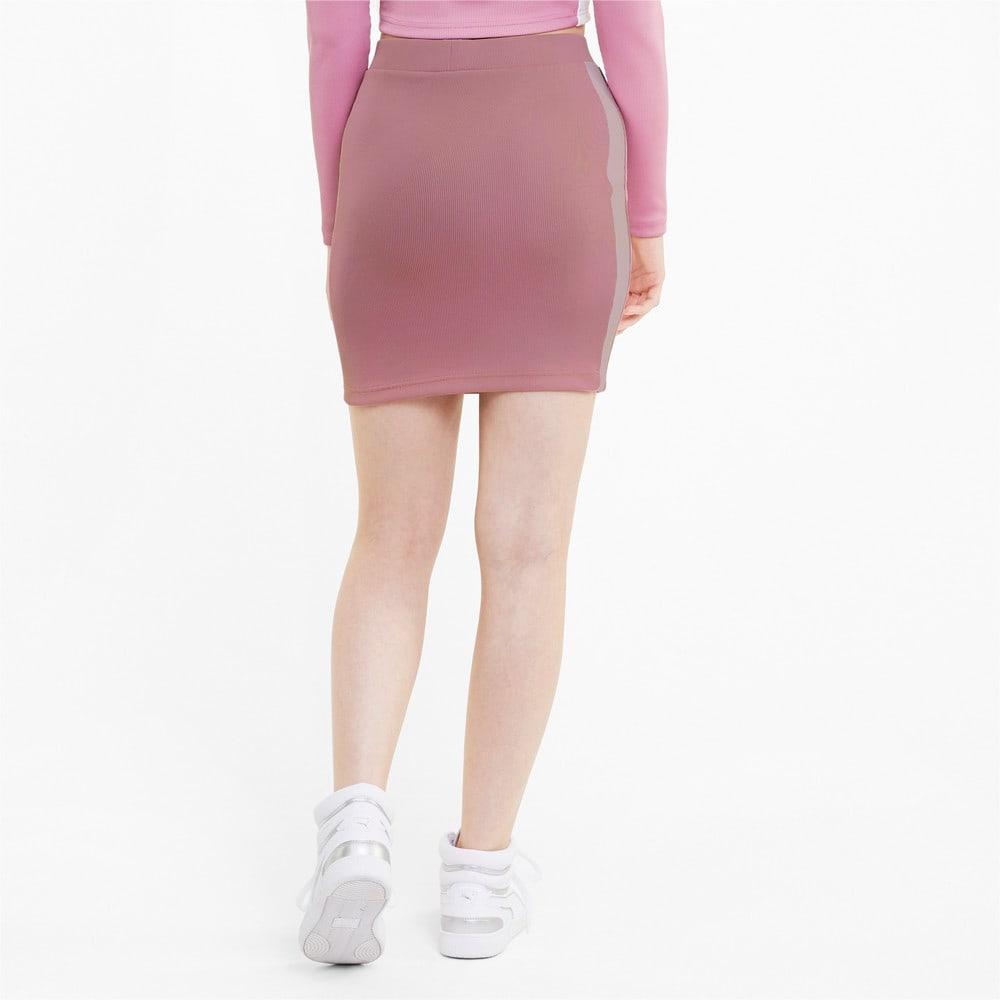 Изображение Puma Юбка Classics Ribbed Skirt #2