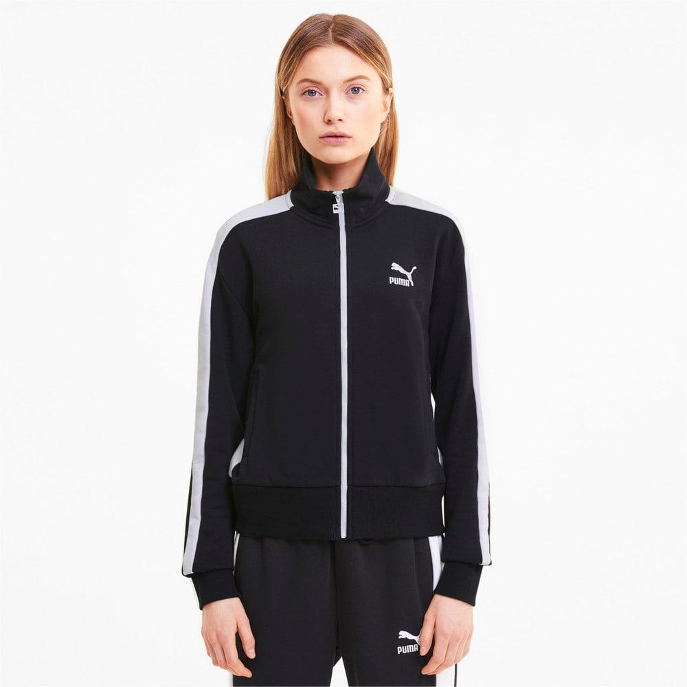 Image Puma Iconic T7 Women's Track Jacket #1