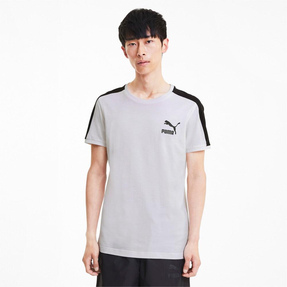 Görüntü Puma ICONIC T7 SLIM Erkek T-shirt #1