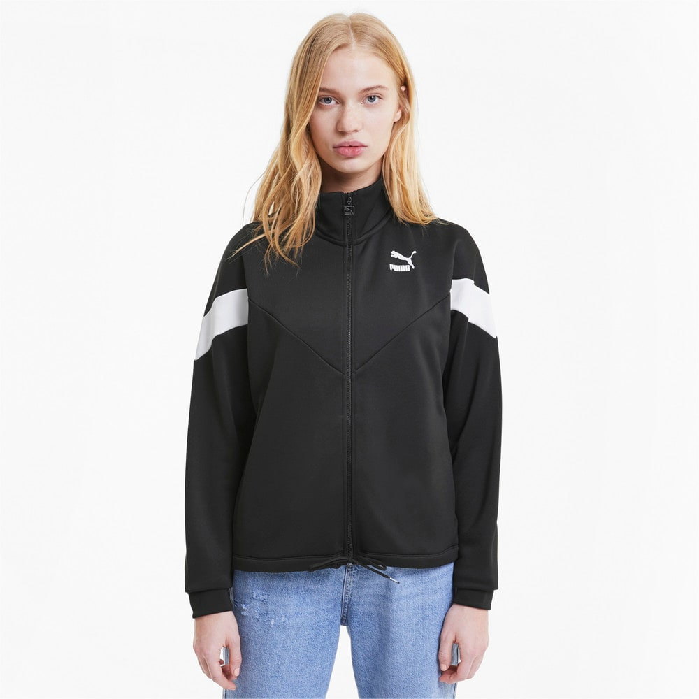 Image Puma Classics MCS Women's Track Jacket #1