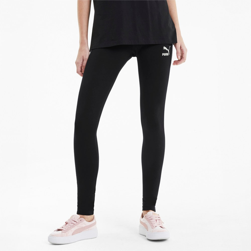 Image Puma Classics T7 Women's Leggings #1