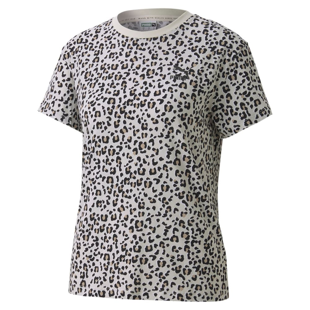 Görüntü Puma CLASSICS PRINTED Kadın T-shirt #1