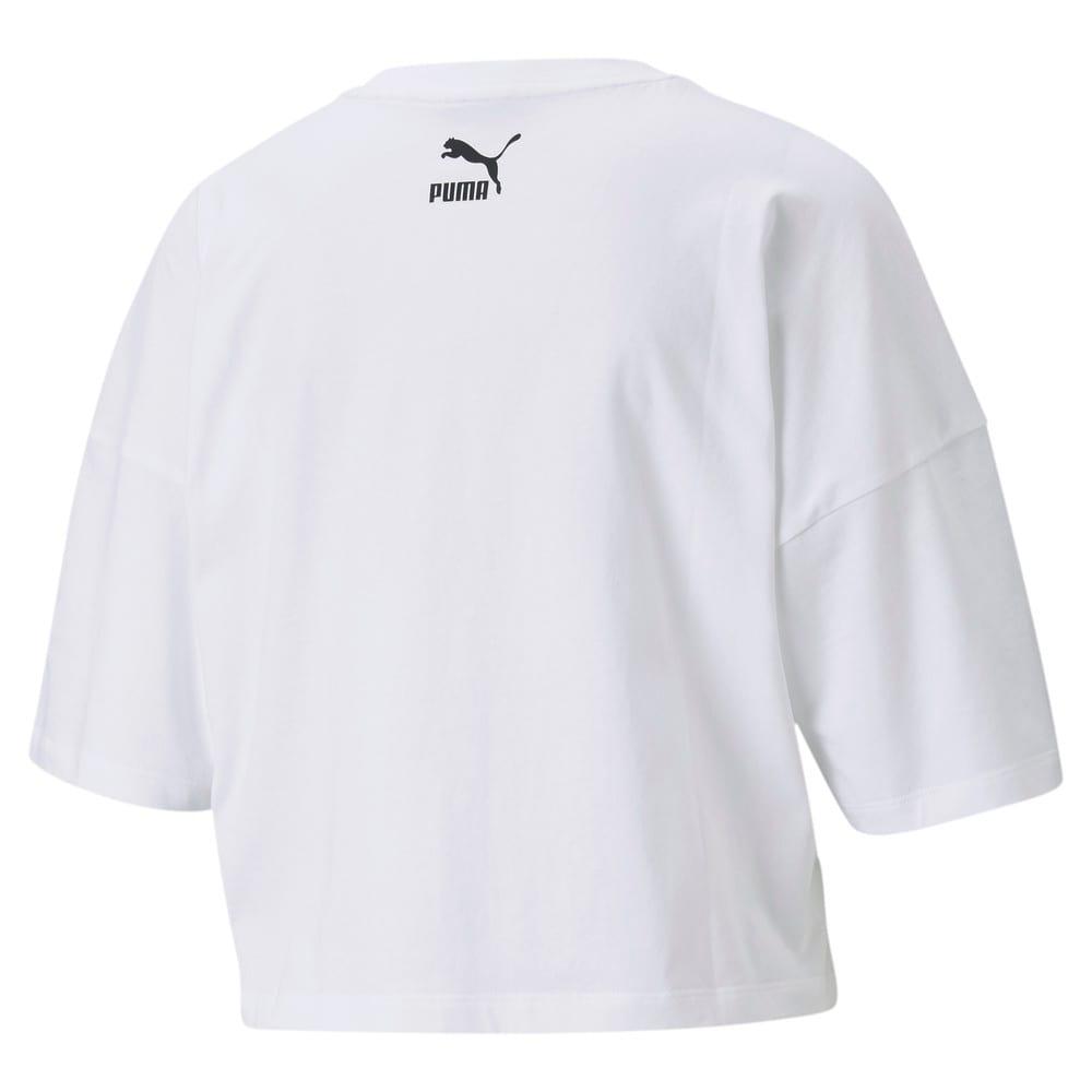 Görüntü Puma CLASSICS LOOSE FIT Kadın T-shirt #2