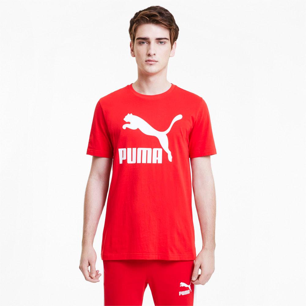 Изображение Puma Футболка Classics Logo Tee #1