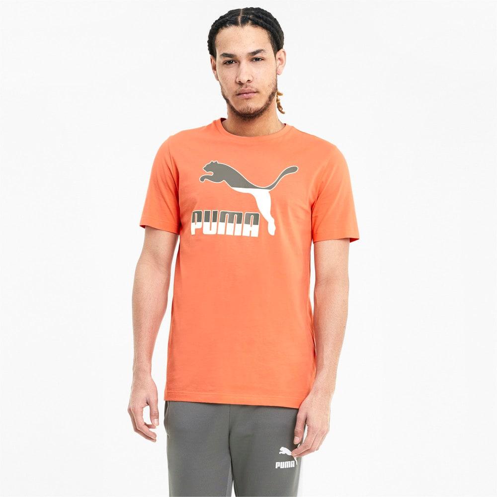 Imagen PUMA Polera deportiva para hombre con logotipo Classics #1