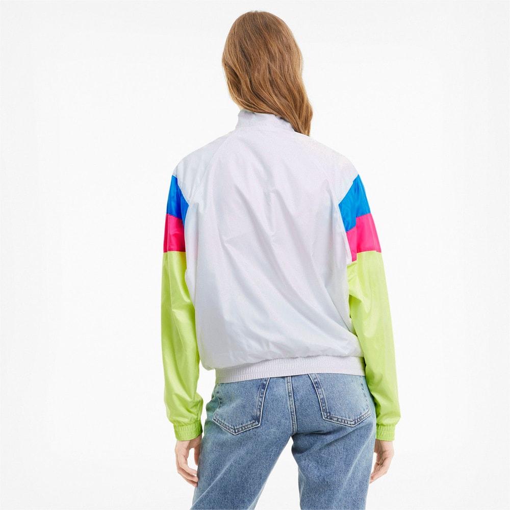 Görüntü Puma TFS Woven Kadın Track Ceket #2