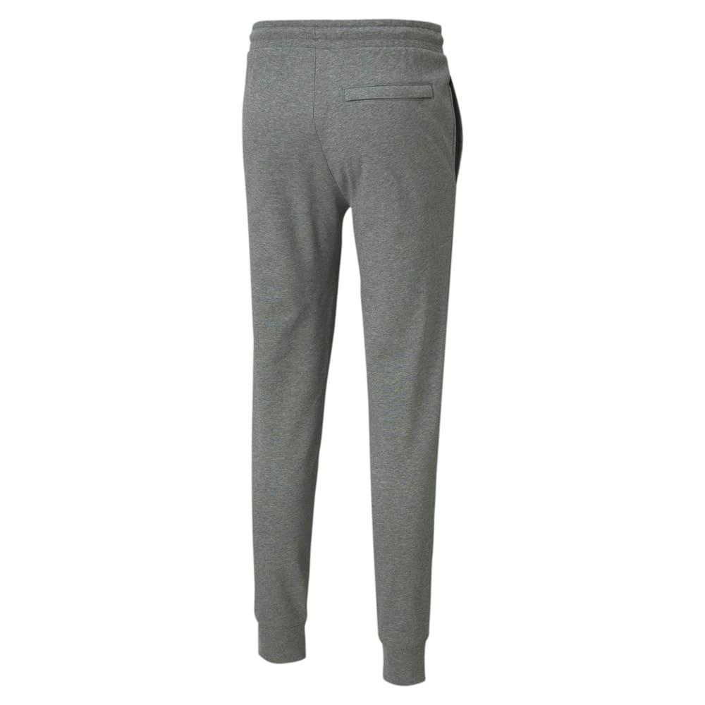 Imagen PUMA Pantalones deportivos con puño ajustado Classics para hombre #2