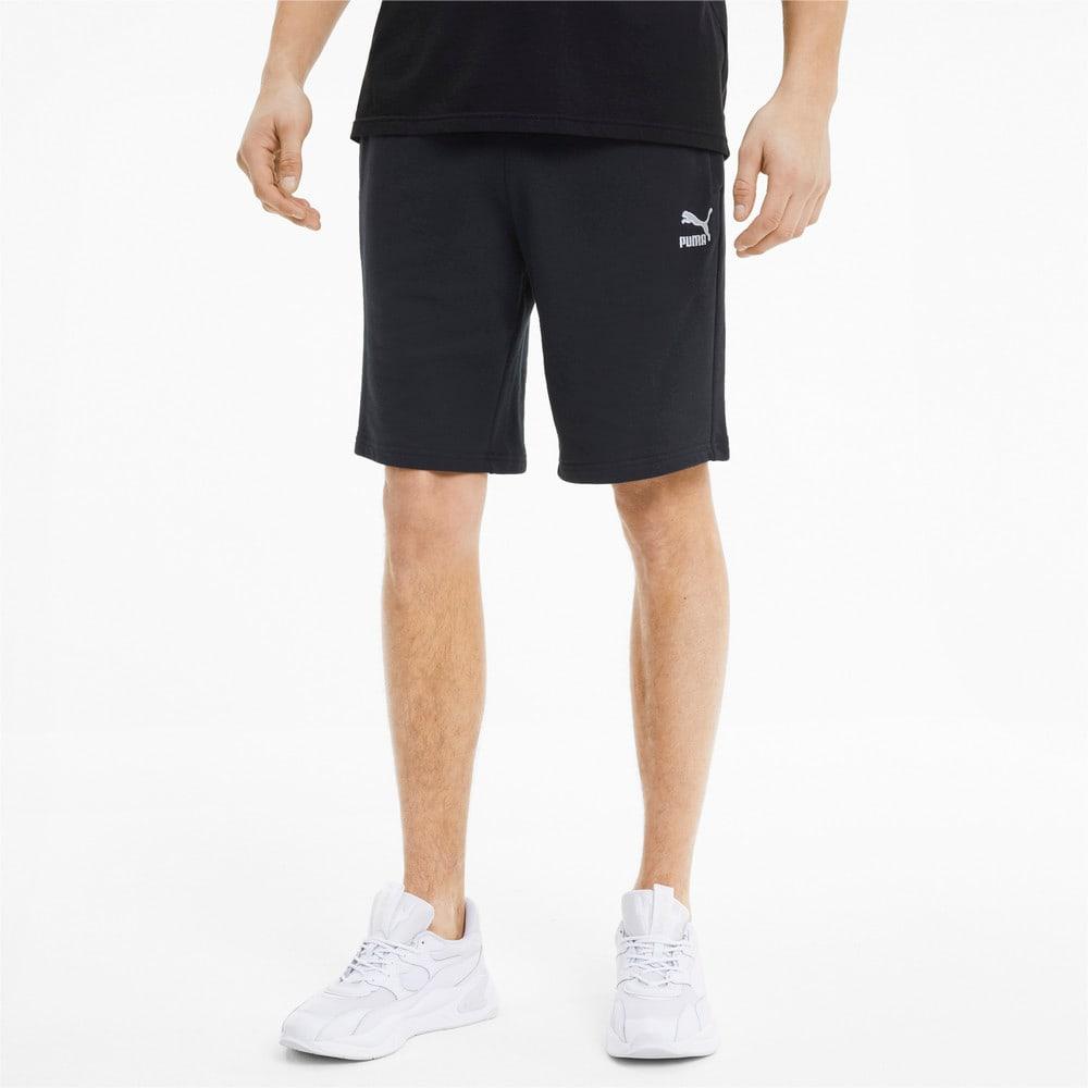 Image Puma Classics Logo Men's Shorts #1