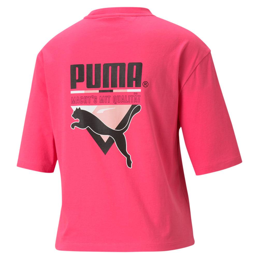 Görüntü Puma TAILORED FOR SPORT Baskılı Kadın T-Shirt #2