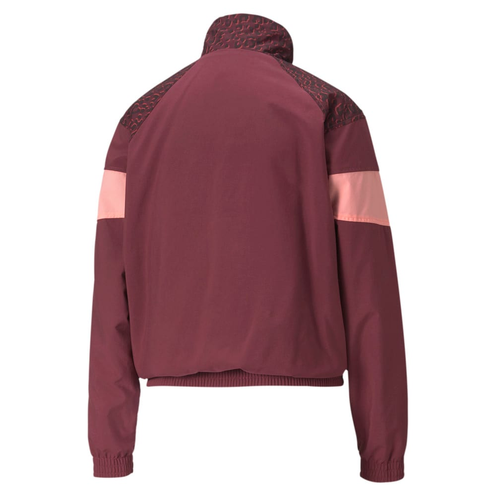 Изображение Puma Олимпийка TFS Winterized Track Jacket #2