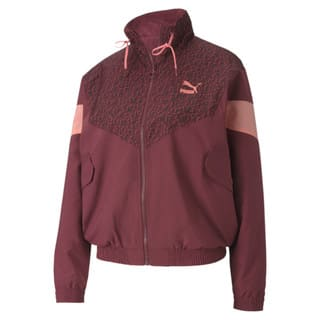 Изображение Puma Олимпийка TFS Winterized Track Jacket