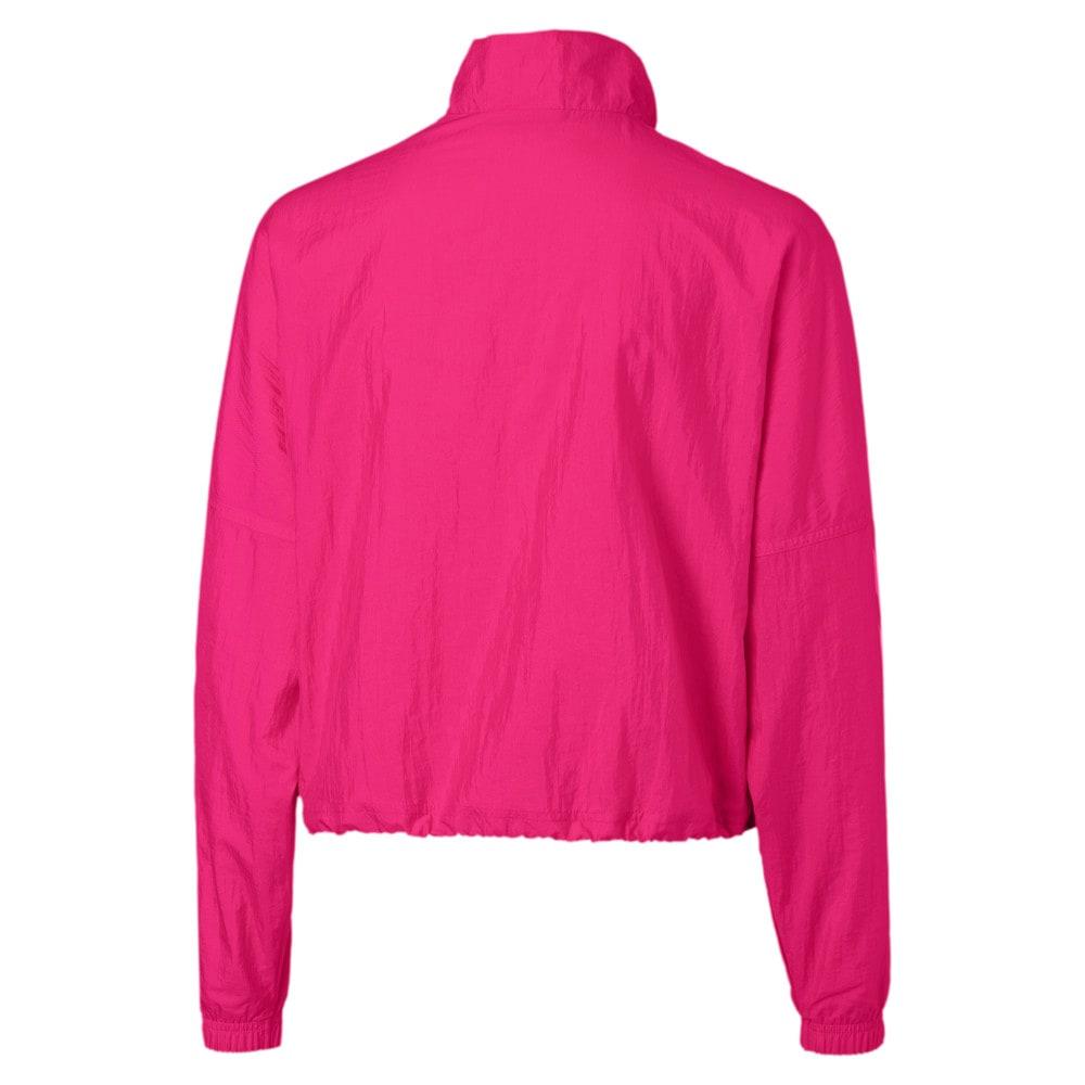 Изображение Puma Олимпийка Evide Woven Track Jacket #2