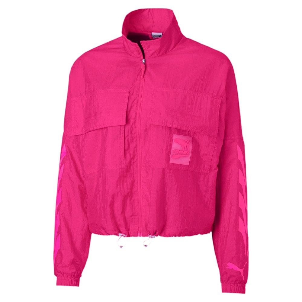 Image Puma Evide Woven Women's Track Jacket #1