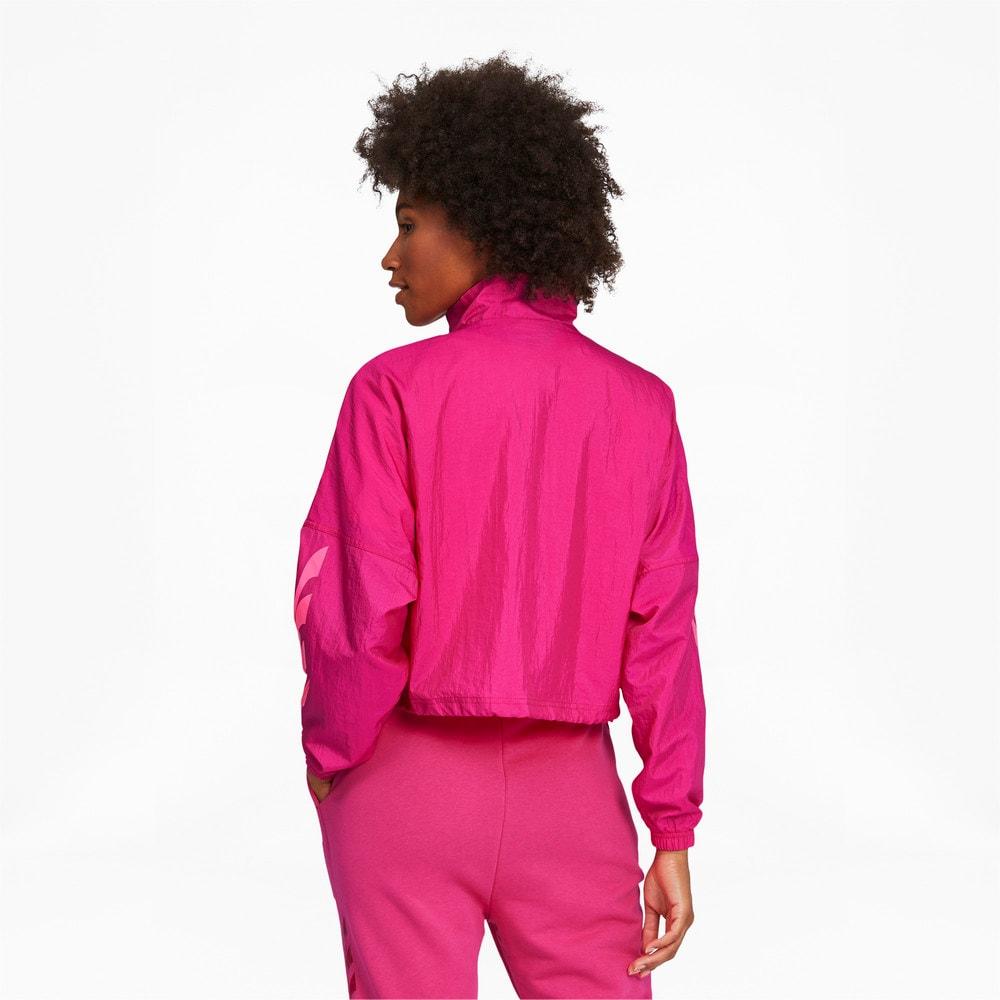 Görüntü Puma EVIDE Woven Kadın Track Ceket #2