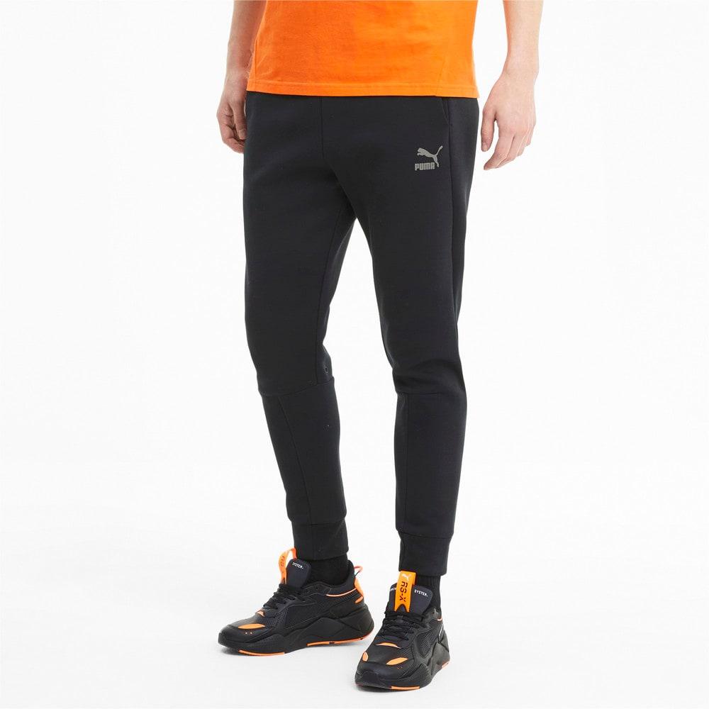 Изображение Puma Штаны Classics Tech Sweatpants #1